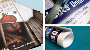 Poster print examples