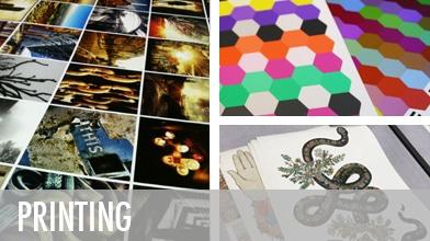 Homepage: printing