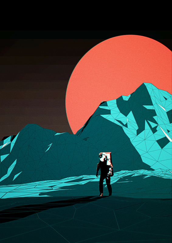 'Wandering Astronaut' Sam Williams