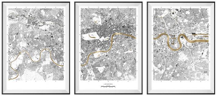 London Trio by Will Atkins